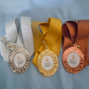 MTG-Medals