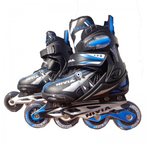 Nivia Super In Line Skates 804