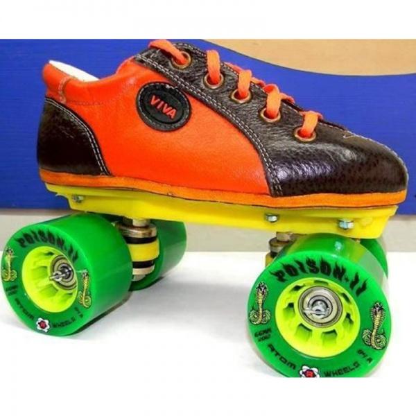 Viva Skates with Hyper Wheels