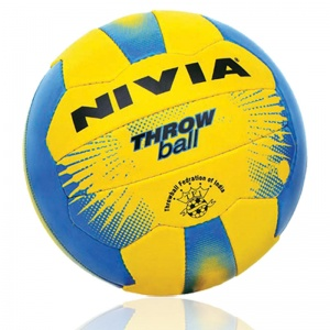 Throwball Nivia Grained Throw Ball
