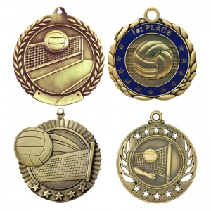 volleyball-medal