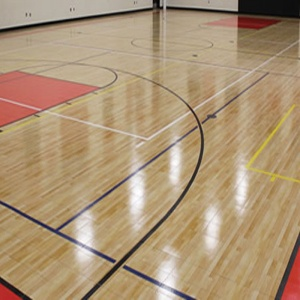 BASKET BALL INDOOR FLOORING