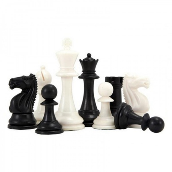 CHESS COIN PVC