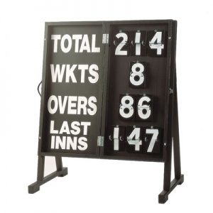 CRICKET SCORE BOARD-MANUAL