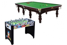 billiards-foosball